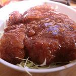いとう食堂 - ソースカツ丼