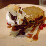 Cour Plus - 木の実のパウンドケーキ