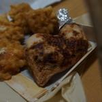 小野木 - 料理写真:新子、千鳥揚げセット