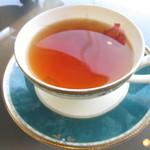 ディンプル - ドリンク写真:紅茶@420円