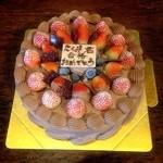 アミー工房 - 料理写真:デコレーションケーキ