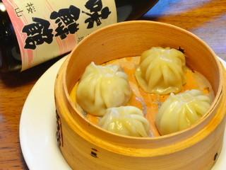 台湾料理 味鮮館 - ◆小龍包 「550円」