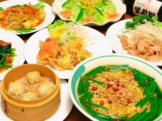 台湾料理 味鮮館 - ◆コース料理[一例]