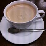 22212444 - 食後のコーヒー