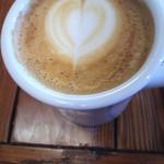 ライトハウスコーヒー - ラテアート(2013/10)