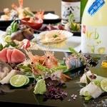 JAPANESE  DINING 無花果 - 旬の海鮮をメインにおすすめ料理を多数ご用意。