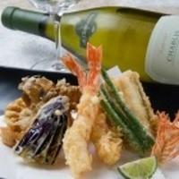 JAPANESE  DINING 無花果 - 【天ぷら】定番の食材から旬のお野菜など職人が揚げるこだわりのてんぷら。 揚げたてをご堪能下さい!