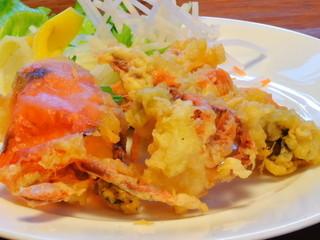 台湾料理 味鮮館 - ◆蟹唐揚げ 「680円」