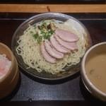 22221287 - 炙り鴨のコク旨つけ麺