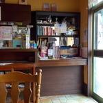 ナツメグ - ナツメグ 店内1