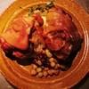 101アンゼロアン - 料理写真:豚すね肉と豆の煮込み