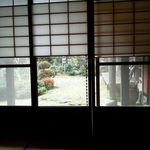 22225217 - 個室から外を眺めると・・・