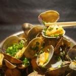 毎日が日曜日 - 海のスープたっぷりの海鮮一押しメニュー♪お酒にぴったり♪