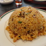 ぼん天中華ハウス - マーラー炒飯