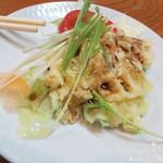 カレーコーナー三原 - ポテトサラダ(250円)