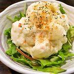 ふくろう - ポテトサラダ350円