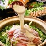 和 Dining なごみ - 素材にこだわり◎飲み放題付ご宴会コース♪とろろ鍋は美容と健康にオススメ