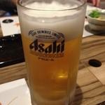22227178 - 乾杯はやっぱ生ビールでしょう