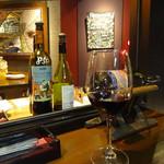 Baru Comodo - グラス・ワインは3種類