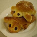 パルファン キムラヤ - かめさんパン