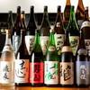 Totoya - 料理写真:利き酒師の店主が選ぶこだわりの銘柄を自慢のお料理と合わせてお楽しみ下さい