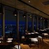 AWkitchen OSAKA - 内観写真:大きくとった窓からは、大阪の夜景をお楽しみいただけます。落ち着いたお洒落な雰囲気の店内でゆったりとした時間をお過ごしください♪