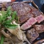 ステーキハウス さとう - 料理写真:三重県産特上ステーキ