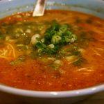 中華食堂 一楽 - 担々麺