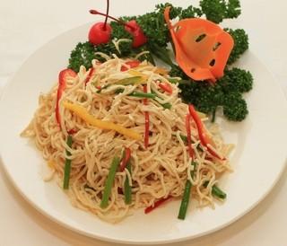 大連食府 - 押し豆腐の冷菜