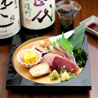 海がない埼玉県で食べる絶品・新鮮なお魚の数々
