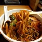 いそのかづお - 札幌ブラック 麺