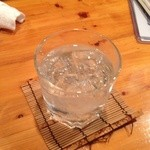 新日本料理 旬味 すずの木 - 131101 芋焼酎「明るい農村」