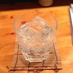 新日本料理 旬味 すずの木 - 131101 芋焼酎「山ねこ」