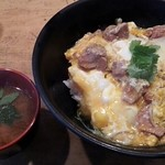 Aburidoribarichou - 親子丼500円