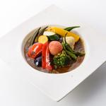 お野菜びすとろ 志あわせ - お野菜たっぷりチキンカレー