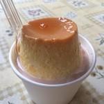平泉寺のソフトクリーム屋さん - ぷりんちゃん