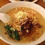 回頭 - 担々麺