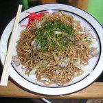 菊の園 - 料理写真:焼そば