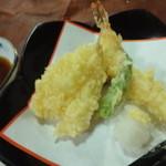 花つばき - 天ぷら
