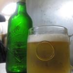 玉川屋酒店 - 堂々のハートランド瓶(500ml):360円