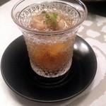 和・ダイニング 北の夢祥 - 苫前産かすべの煮こごり
