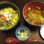 浜っこ食堂 - 日替わり丼?¥980