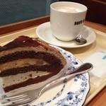 ドトールコーヒーショップ - 塩キャラメル