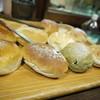古楽屋 - 料理写真:天然酵母のパン