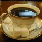 伊吹珈琲店 - ホットコーヒー