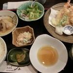 22249743 - 海老天ぷら定食