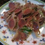 静安飯店 - 砂肝の前菜