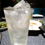 藍波 - レモンサワー450円