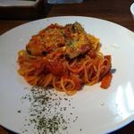 ミーテラス - トマトパスタ