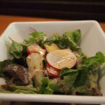 旬菜美酒 庫楽 - サラダ